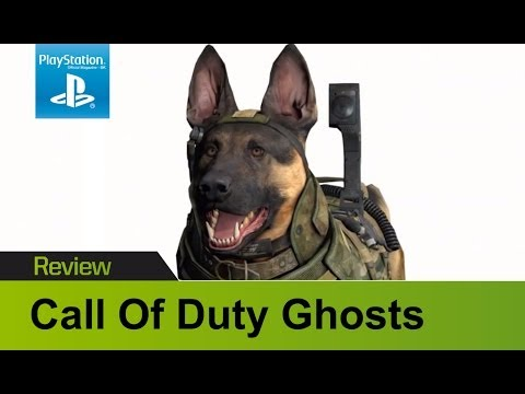 Call Of Duty Ghosts PS4 review - next-gen new COD?