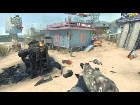 MW3- Map Pack 4 Overview- New MP Map Boardwalk Gameplay
