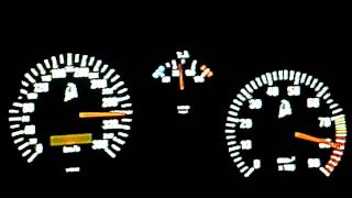 Lamborghini Diablo GT Top Speed Run -GT6-