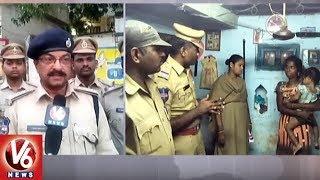 Cordon And Search Operation In Golkonda Colony, Police Seizes 15 Vehicles | Medak