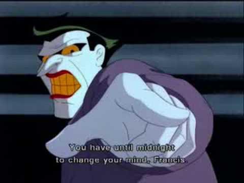 Arkham Joker Laugh Joker Harley Laughing Fish