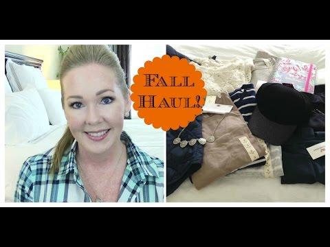 Fall Clothing & Makeup HAUL