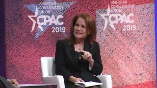 CPAC 2019 - A Conversation with Mark Levin and Julie Strauss Levin