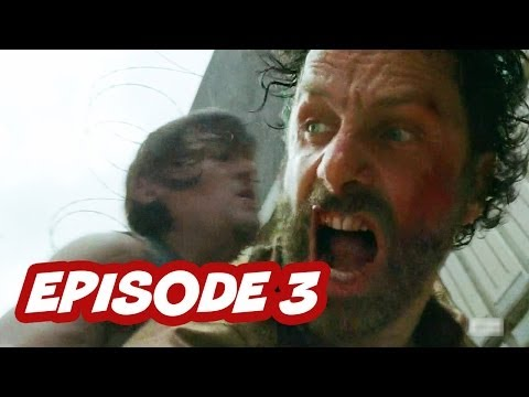 The Walking Dead Season 4 Episode 3 Review - Isolation