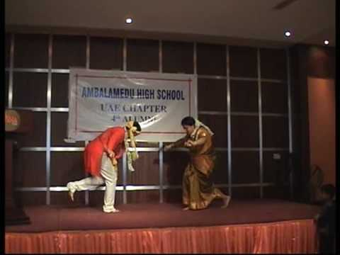 Ahs Alumni 2010 Dubai Mankuyile.vob video