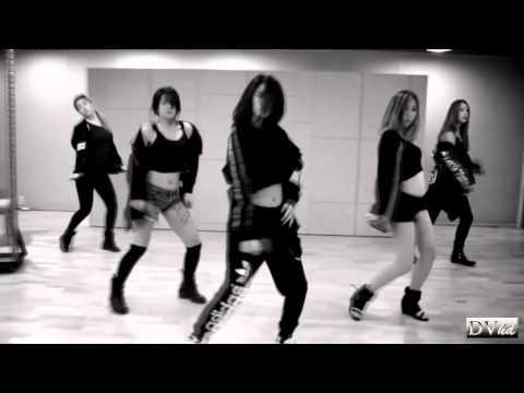 Ji Yeon - Never Ever (dance practice) DVhd