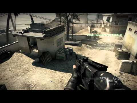 Call of Duty: Modern Warfare 3 - Walkthrough - Part 11 [Mission 8: Return to Sender] (MW3 Gameplay)