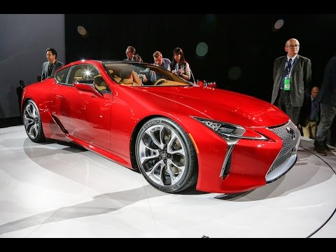 Top 10 Cars of the 2016 Detroit Auto Show