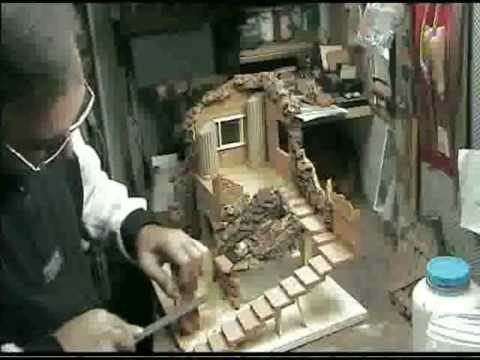 Mattoncini terracotta per presepi