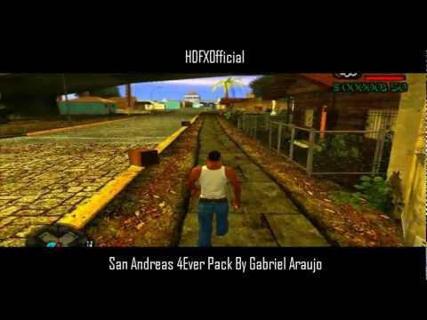 New Textures Gta San Andreas 2013
