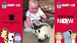Funny Baby Videos- Cute and adorable Babies and Animals 2019