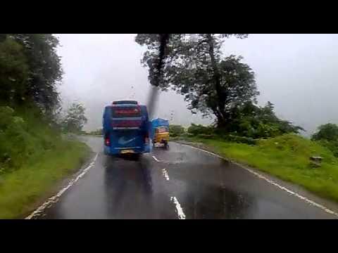 Kashedi Ghat Of Mumbai Goa Highway
