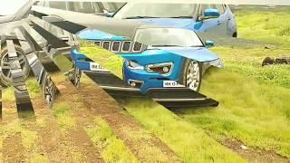 Hexa Vs Jeep | A Flip Video | India