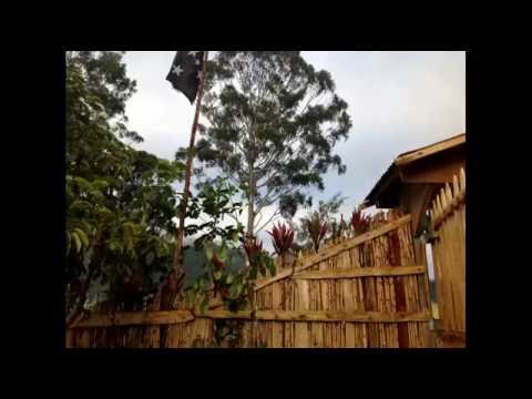 Health Post in Warakamb Valley PNG