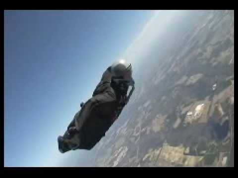 Us army wing suit record youtube - Military wingsuit ...