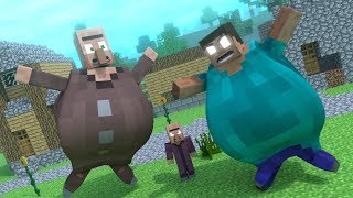 Top 5 Funny Minecraft Animations By Me