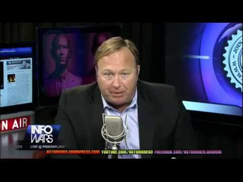The Alex Jones Show 2013-05-09 Thursday - Christopher Monckton - Steve Pieczenik - Cody Wilson