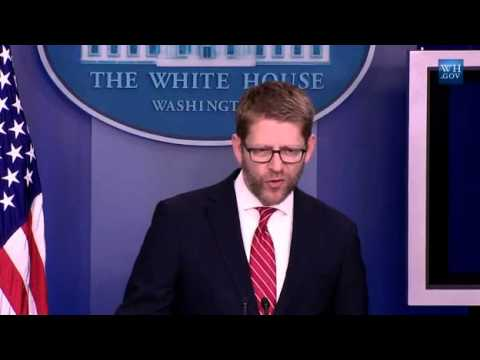 ABC's Jon Karl to Carney: Will The WH Take Blame For Jobs Report That Is