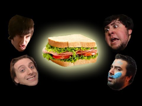 When Game Reviewers Wanna Make a Sandwich