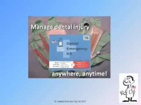 Dentist In A Box Dental Emergency Kit