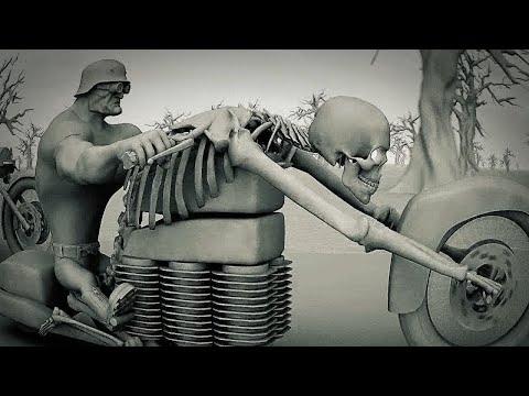 Мульт-фильм ІНШИЙ Different Победитель Дніпро-сінема, участник Animateka SLOVENIA 2015
