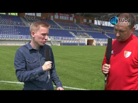 Tuba Siedlec - Wywiad z Adamem Łopatko trenerem Pogoni Siedlce 2017