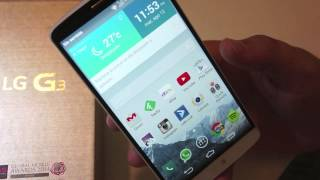 TOP 10 - Mejores Trucos: LG G3