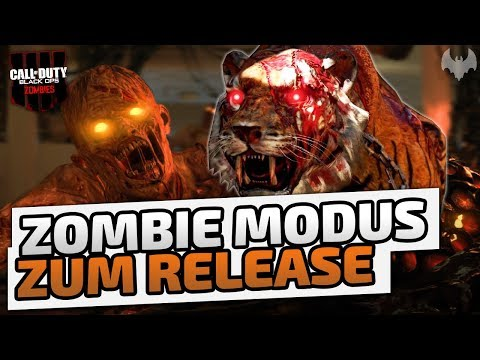 Zombie Modus zum Release - ♠ CoD: Black Ops 4 Zombies #001 ♠ - Deutsch German - Dhalucard