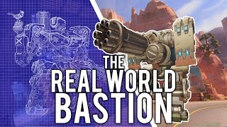 The TECH! - Could we build Bastion from OVERWATCH?