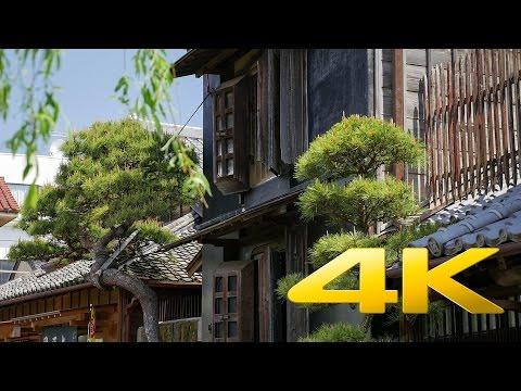 Chiba Ono River - Sawara Street - 佐原 - 4K Ultra HD