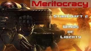 StarCraft 2 - Wings of Liberty Brutal - Meritocracy 1