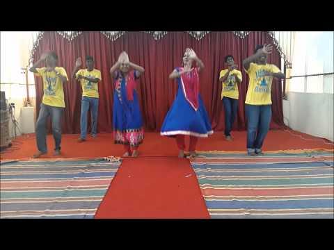Tamil Christian Youth Dance -good News Calvary Church -yesuvodu Vazntha video