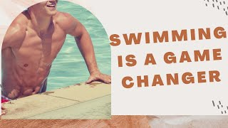 Swimming is a Game Changer by Shohag Mostafij