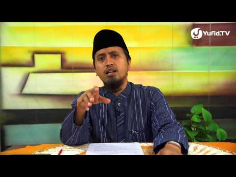 Kajian Fikih Pendidikan Anak: Anak Dan Rukun Iman Bagian 7   Ustadz Abdullah Zaen