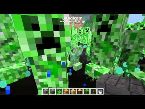 minecraft creeper hell マインク ...