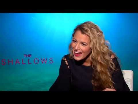 Blake Lively Checks Interviewer Over Oakland Booty Question