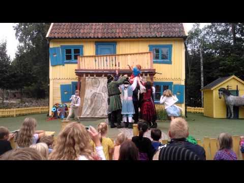 Astrid Lindgren - Har Kommer Pippi Langstrump