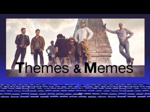 Film Review of Transfomers: Age of Extinction - Themes and Memes # 10 - Aaron Franz and Adam R