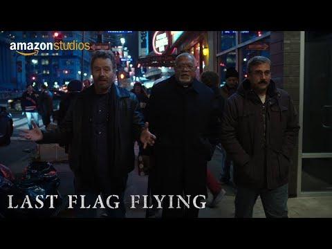 Last Flag Flying – Official US Trailer [HD] | Amazon Studios streaming vf