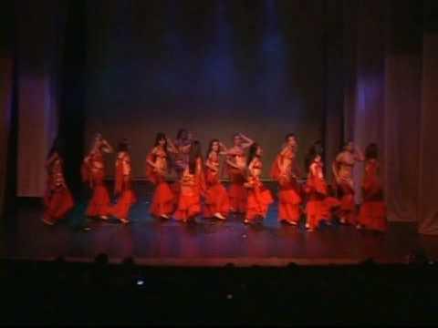 """XVll Espetáculo de Dança Carla Cecílio """" Em Busca do Mar Dourado """" Amor _ 13/09/2008"""