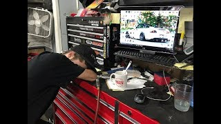A day in the life of a self employed mechanic!