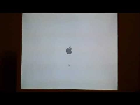 PowerMac G5 booting from HDD