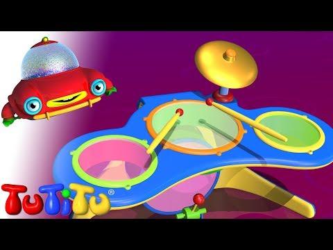 TuTiTu Toys | Drums Set