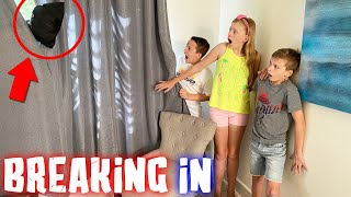 Hiding! The Cursed Babysitter Skit Ep. 3