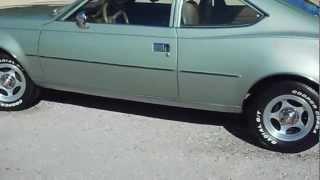 1974 Hornet Hatchback by AMC