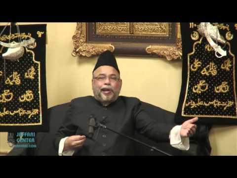 12th Muharram 2015/1437 Maulana Sadiq Hasan Urdu Majlis
