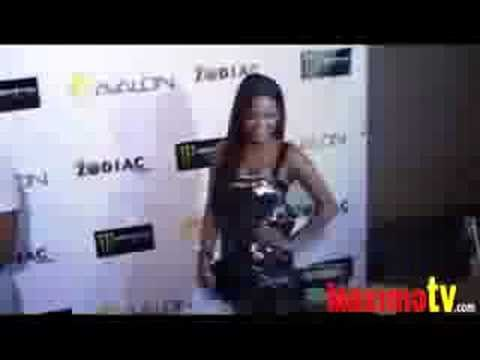 Christina Milian at The Zodiac Show Red Carpet Arrivals thumbnail