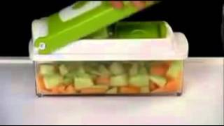 1 Second Slicer As Seen On TV Food Chopper Commercial