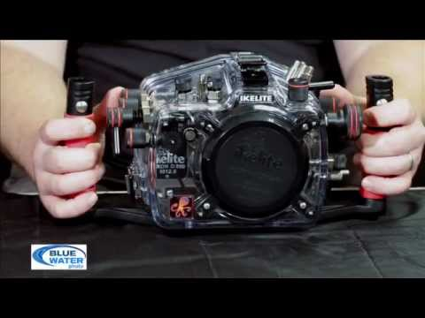 Ikelite Nikon D800 Underwater Housing Review for the Nikon d800 Camera