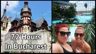 Video of Bucharest: 72 Hours in Bucharest | xameliax Travel Vlog (author: xameliax)
